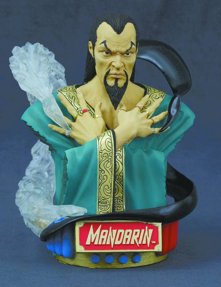 Diamond Marvel Art Asylum Mandarin Bust